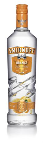 Smirnoff Twist Vodka Orange